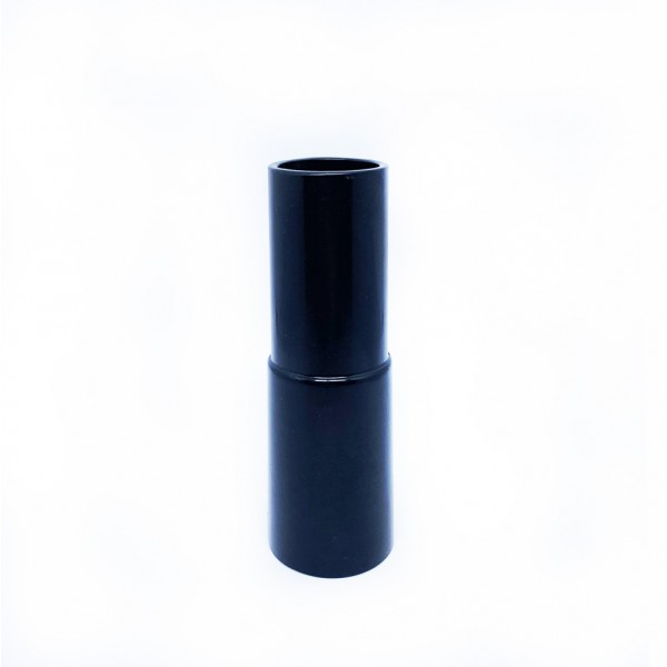 Adaptador simples para aspirador de pó de bitola grossa para fina