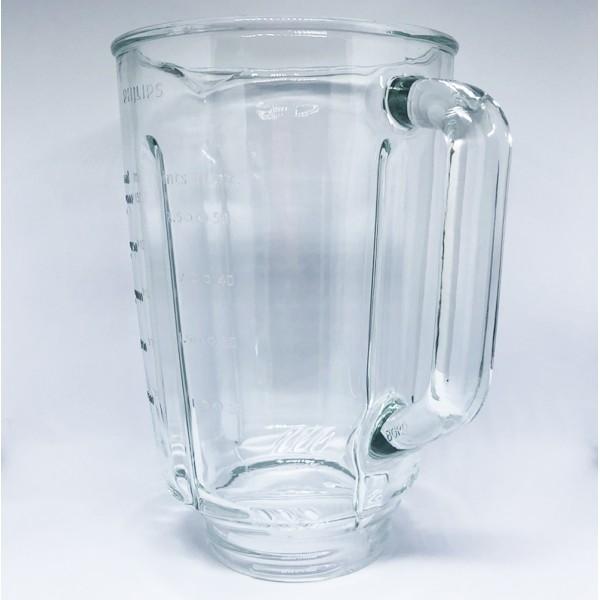 Copo de vidro para Liquidificador Philips Walita RI2095 e RI2096