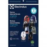 Saco descartável para aspirador de pó Electrolux Clario, Classic Silencer, Jetmaxx, Ultrasilencer, Ultraone, Equipt, Powerforce, Airmaxx e Eccellio